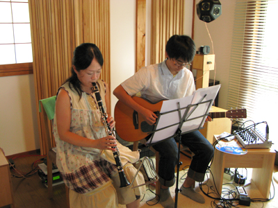 -報告- 2008.9.20『家宴 -IEUTAGE- vol,3 秋の三原色』