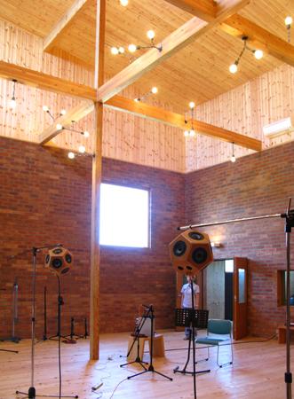 レコーディングスタジオ STRIP Gardenを訪問