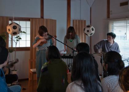 -報告- 2011.3.20 sun「 家宴 -IEUTAGE- 花もある。 」