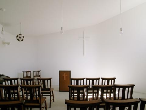 長野「松本の教会」