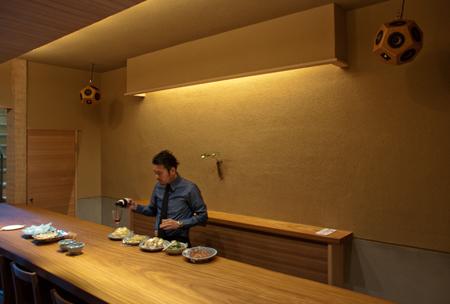 京都三条白川橋 「うえと salon & bar」 オープン!