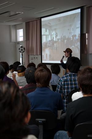 -報告- 6/15 「デザイン入門 セミナー」レクチャー&サウンド・ワークショップ@広島国際大学