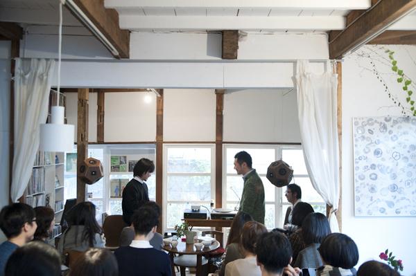 -報告- 2011.12.18 sun「 トウキョウの家宴 -IEUTAGE in TOKYO- 」