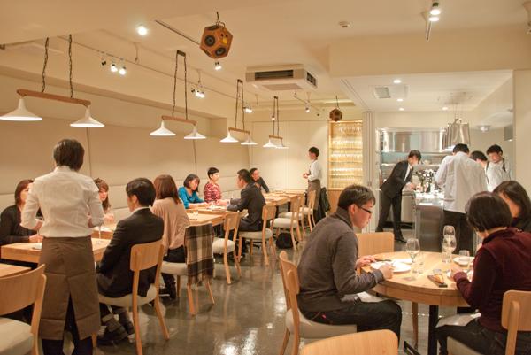東京 南青山 フレンチレストラン「L'AS」