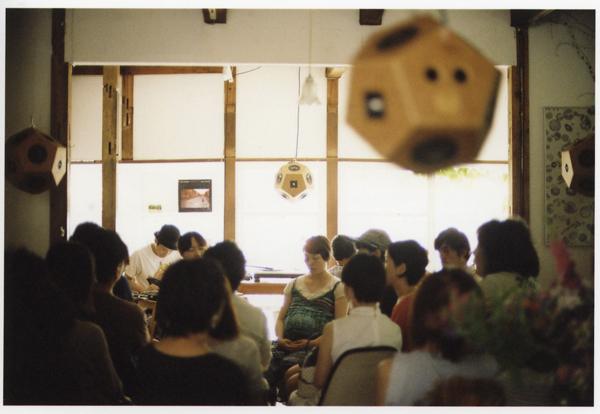 """-報告- 2012.6.10 sun トウキョウの家宴 vol.2 """" maltiform """" @東京 中野"""
