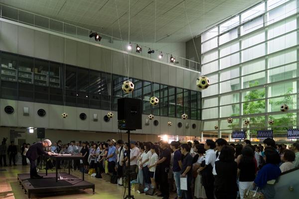 -報告-  2013/7/26(Fri) YCAM10周年記念祭 「THE OPENING LIVE CONCERT」