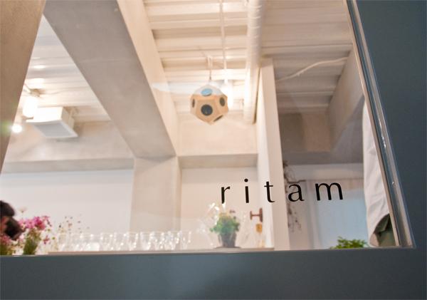 神戸 北野 美容室「ritam」
