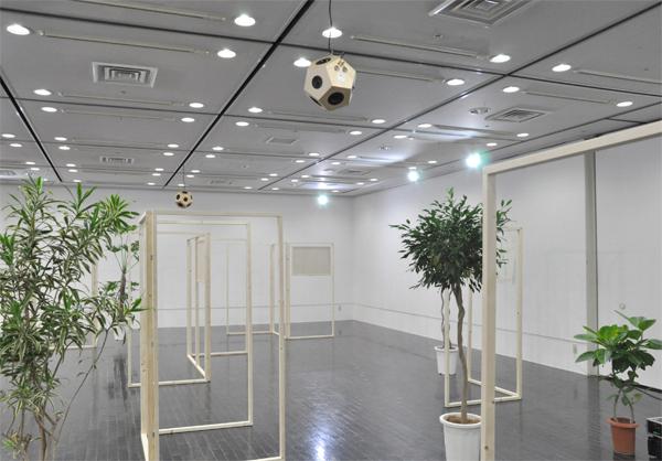 -報告-  Exhibition as media 2013 蓮沼執太展「音的→神戸|soundlike 2」@神戸アートビレッジセンター/KAVC