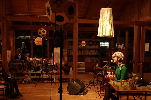 -報告-  2013/10/26 rimaconaキノコ音楽LIVE@[滋賀]成安造形大学