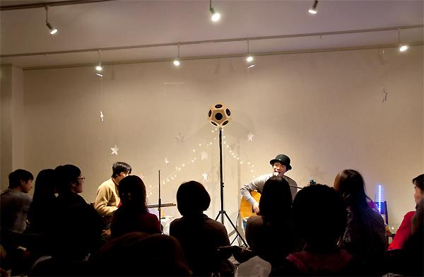 """-報告-  2013/12/21 """"Christmas Meeting 2013""""@[京都]恵文社一乗寺店「COTTAGE」"""