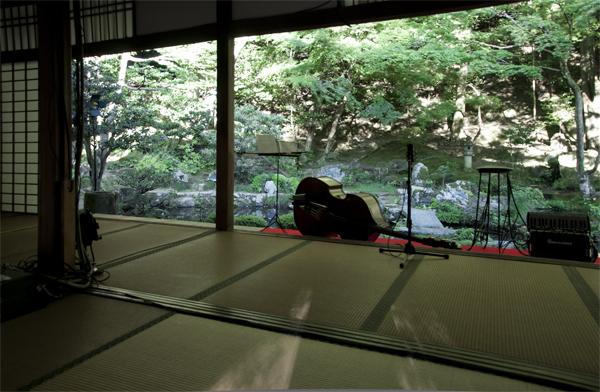 -報告-2014/9/13 mama!milk 演奏会「ときのあとさき」 @京都 法然院