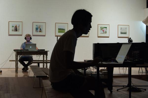 -報告-2015/8/29 レシの演奏会-現代電子音楽の調べ-@[丹後篠山]rizm