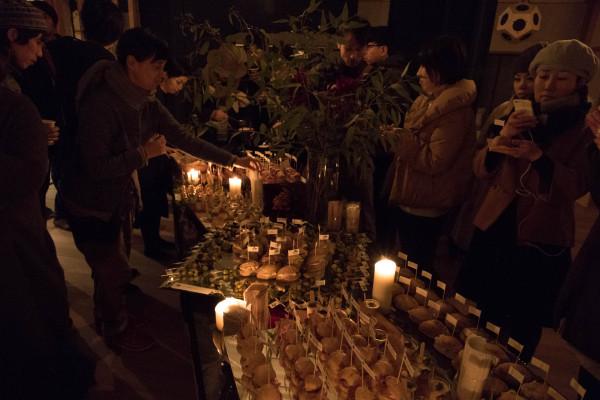 -報告- 2015/12/05sonihouse新スペースこけら落とし「家宴-IEUTAGE-」3週目
