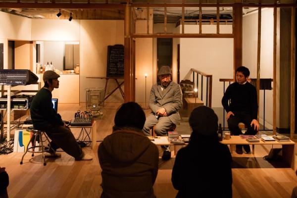 -報告- 2015/12/12 sonihouse新スペースこけら落とし「家宴-IEUTAGE-」4週目