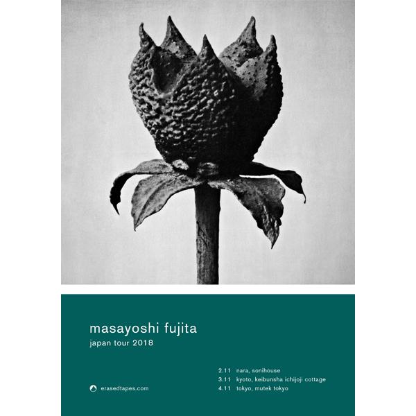 2018/11/2 fri. Masayoshi Fujita Japan Tour 2018@sonihouse